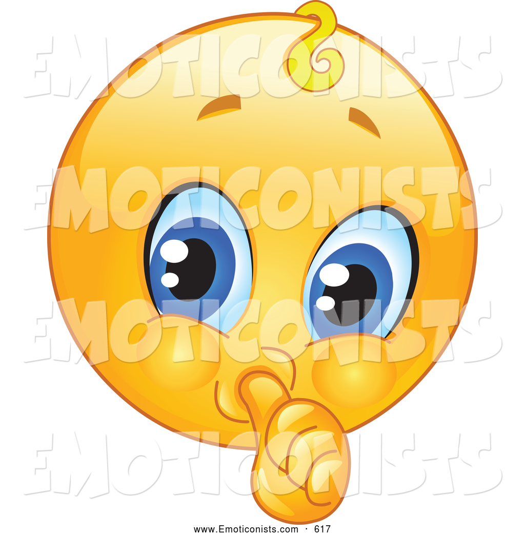 1024x1044 Clip Art Of A Happy Yellow Smiley Face Baby Emoticon Sucking Its