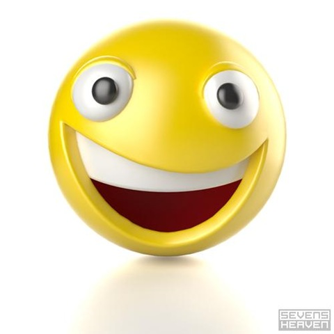 480x480 Email Smiley Faces Clip Art
