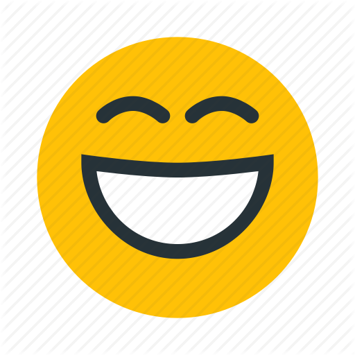 Laughing Smiley Face Emoticon | Free download best Laughing