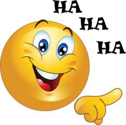 256x255 Ha Ha Ha Smiley Smiley, Emojis And Smileys