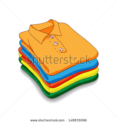 450x470 Blanket Clipart Folded Clothes