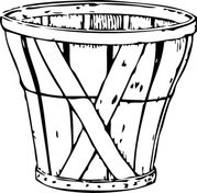 179x176 Empty Basket Clip Art, Vector Empty Basket