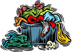 236x170 Folded Laundry Clipart Ero Electronic Cleaning Clipart