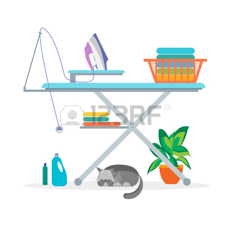 Laundry Room Clipart
