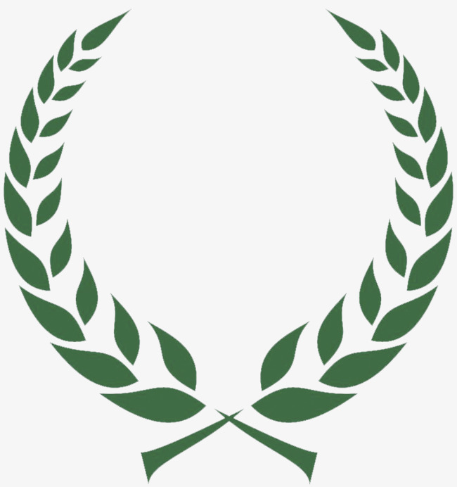 650x692 Laurel Wreath, Laurel, Wreath, Green Leaves Png Image For Free