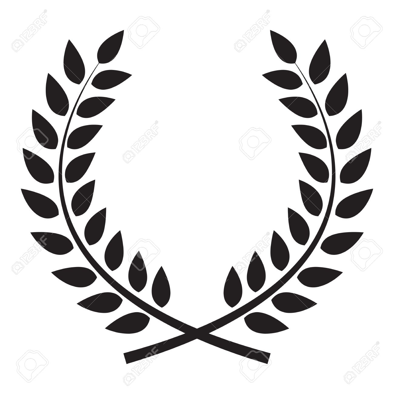 1300x1300 Laurel Wreath, Clipart Laurel Wreath Laurel Leaf, Best 25 Laurel