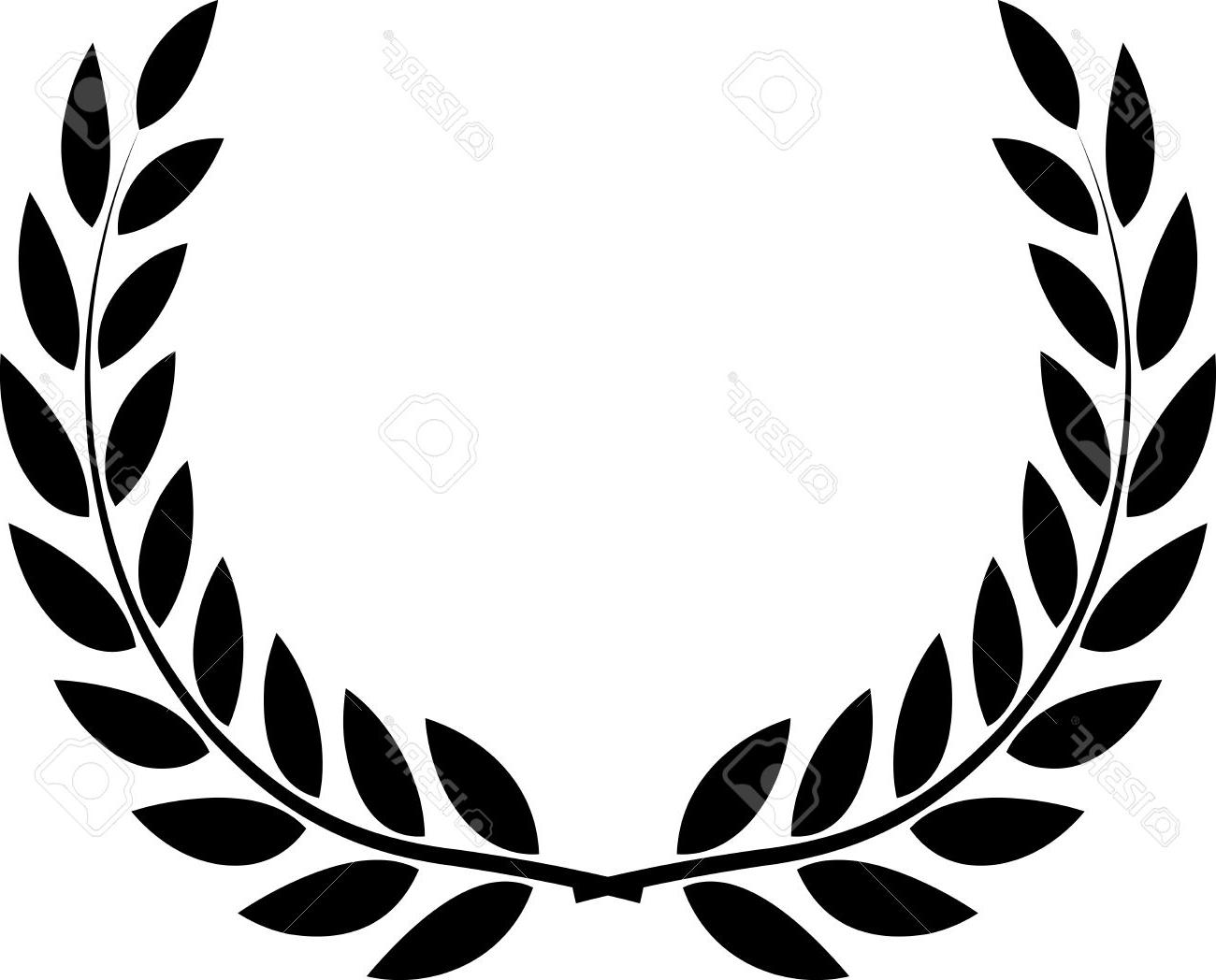 1300x1048 Best Hd Award Wreath Vector Library Free Vector Art, Images