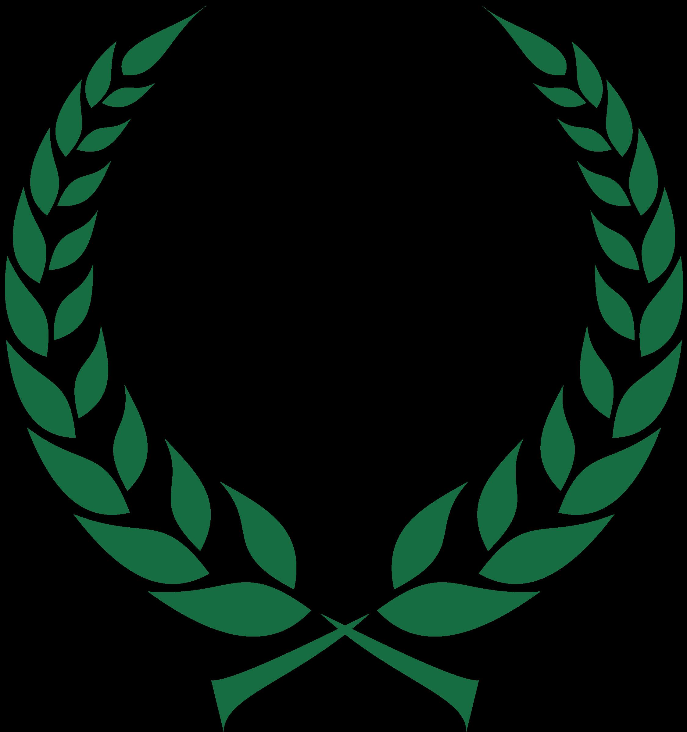 2253x2400 Free Clipart Olympic Laurel Wreath