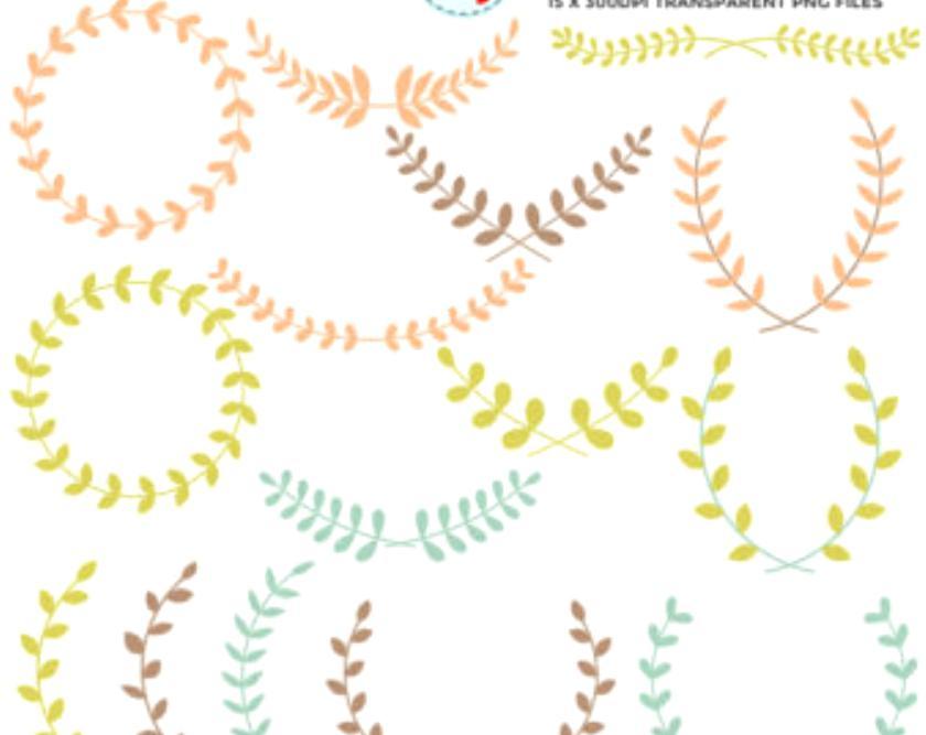 840x667 Laurel Wreath Clip Art The Art Evangelist