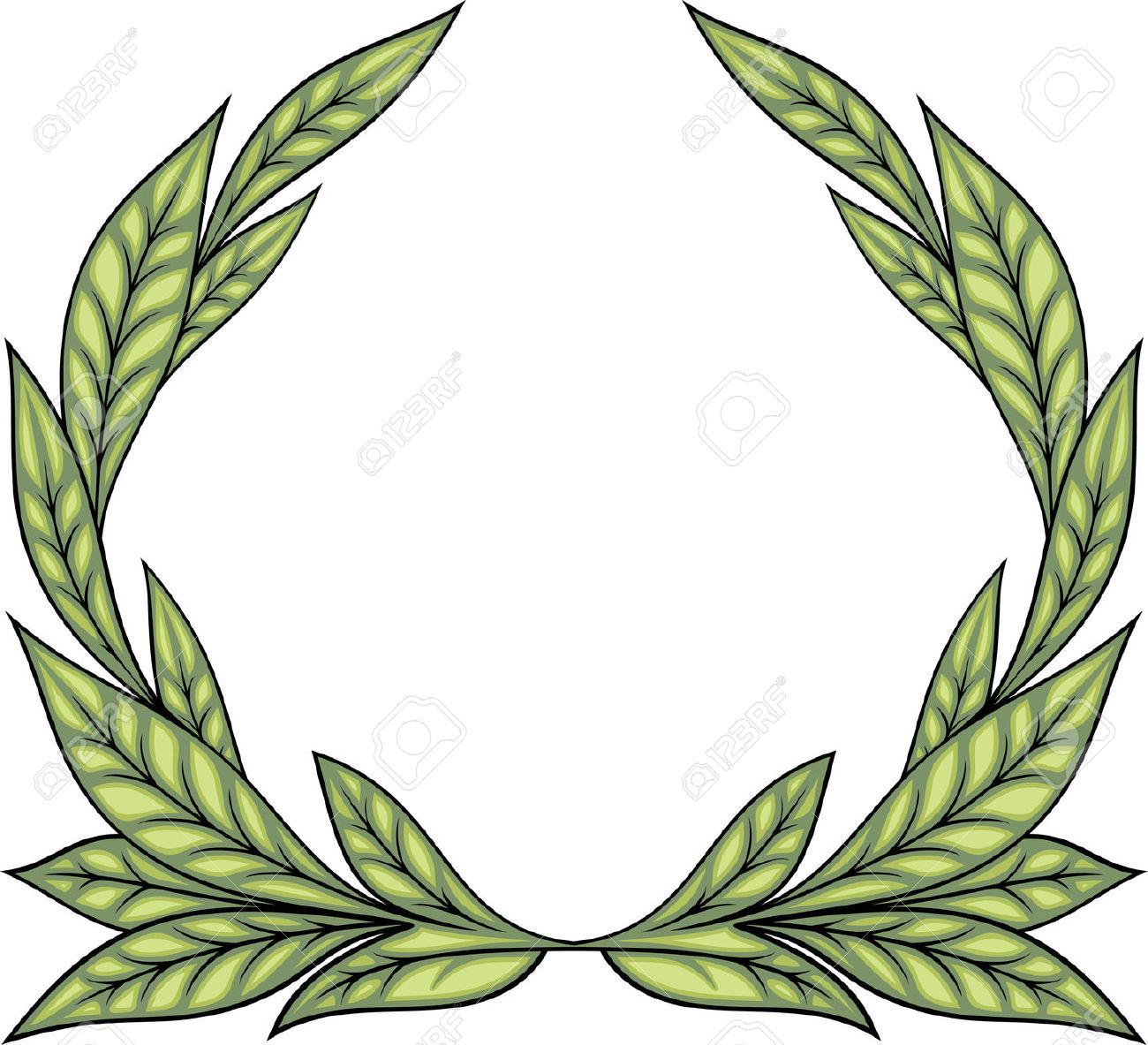 1300x1183 Wreath Clipart Roman