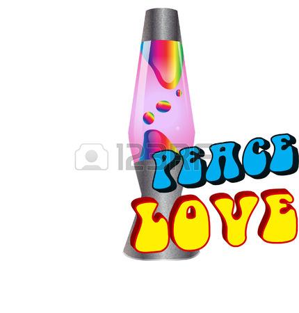 430x450 Reggae Peace Love Music Design With Guitar, Peace Symbol, Heart