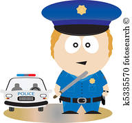 192x179 Police Clip Art Eps Images. 24,369 Police Clipart Vector