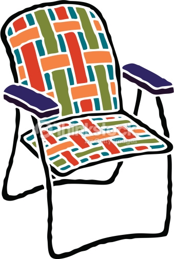 339x505 Chair Clipart Lawn Chair