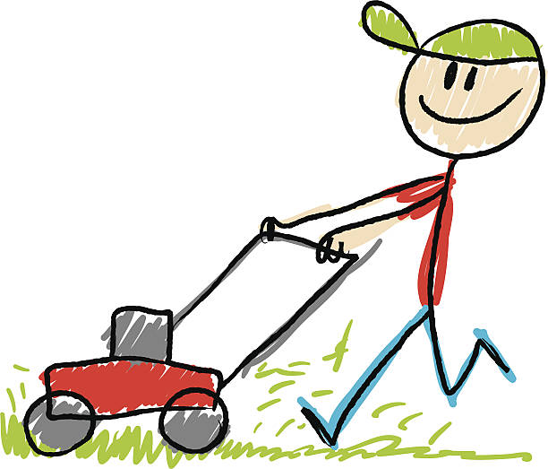 612x523 Graphics For Lawn Maintenance Cartoon Graphics