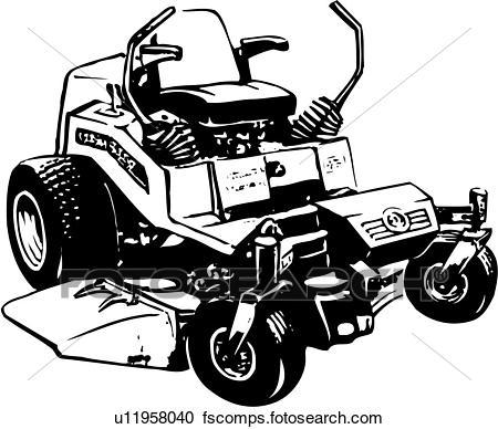 450x388 Lawn Mower Clipart Royalty Free. 907 Lawn Mower Clip Art Vector
