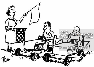 Lawn Mower Cartoon Pictures | Free download best Lawn ...