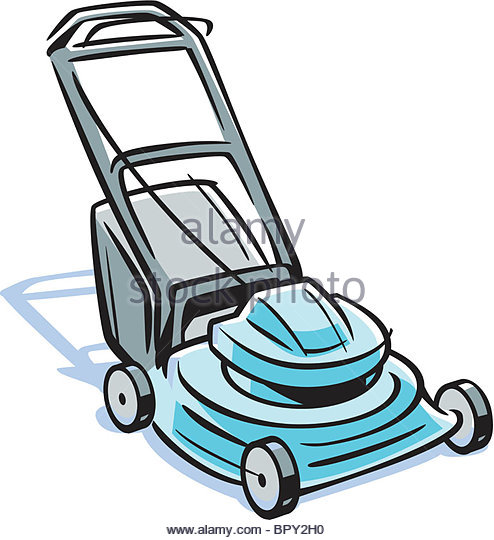 494x540 Mower Clipart Stock Photos Amp Mower Clipart Stock Images