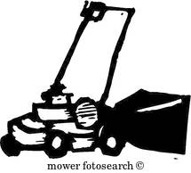 215x194 Lawn Mower Clipart Royalty Free. 907 Lawn Mower Clip Art Vector
