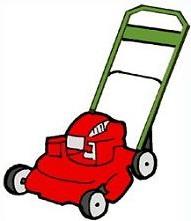 191x221 Free Lawn Mower Clipart