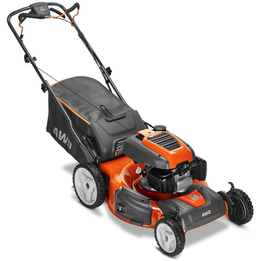 900x900 Shop Gas Push Lawn Mowers