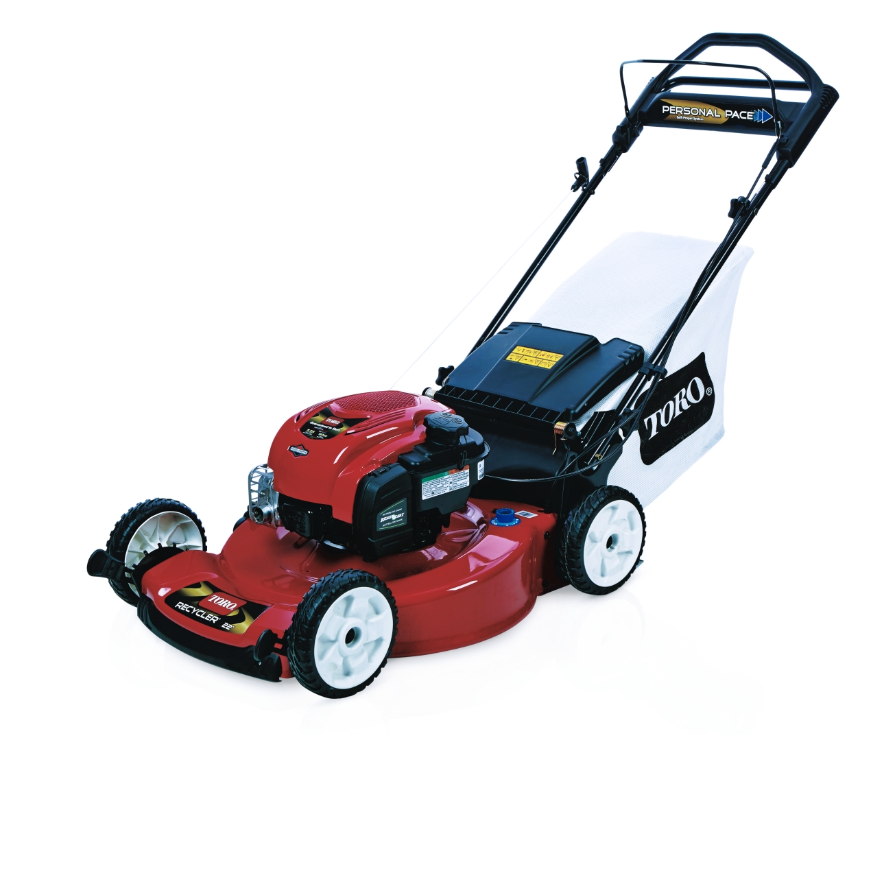 1305x1305 Toro Personal Pace Recycler 22in. Lawn Mower (20332)