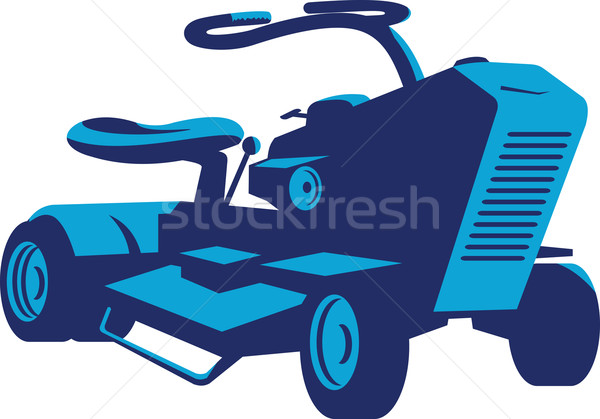 600x419 Lawn Mower Stock Vectors, Illustrations And Cliparts Stockfresh