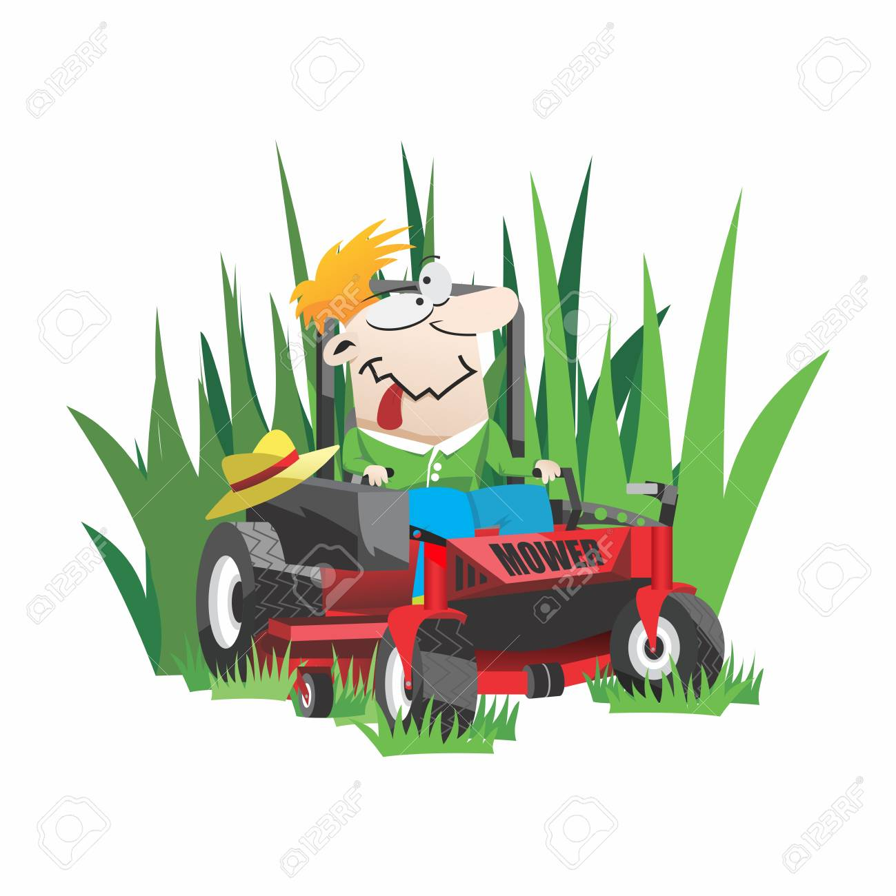 1299x1300 Funny Lawn Mower Pictures Clip Art,lawn.free Download Funny Cute Memes