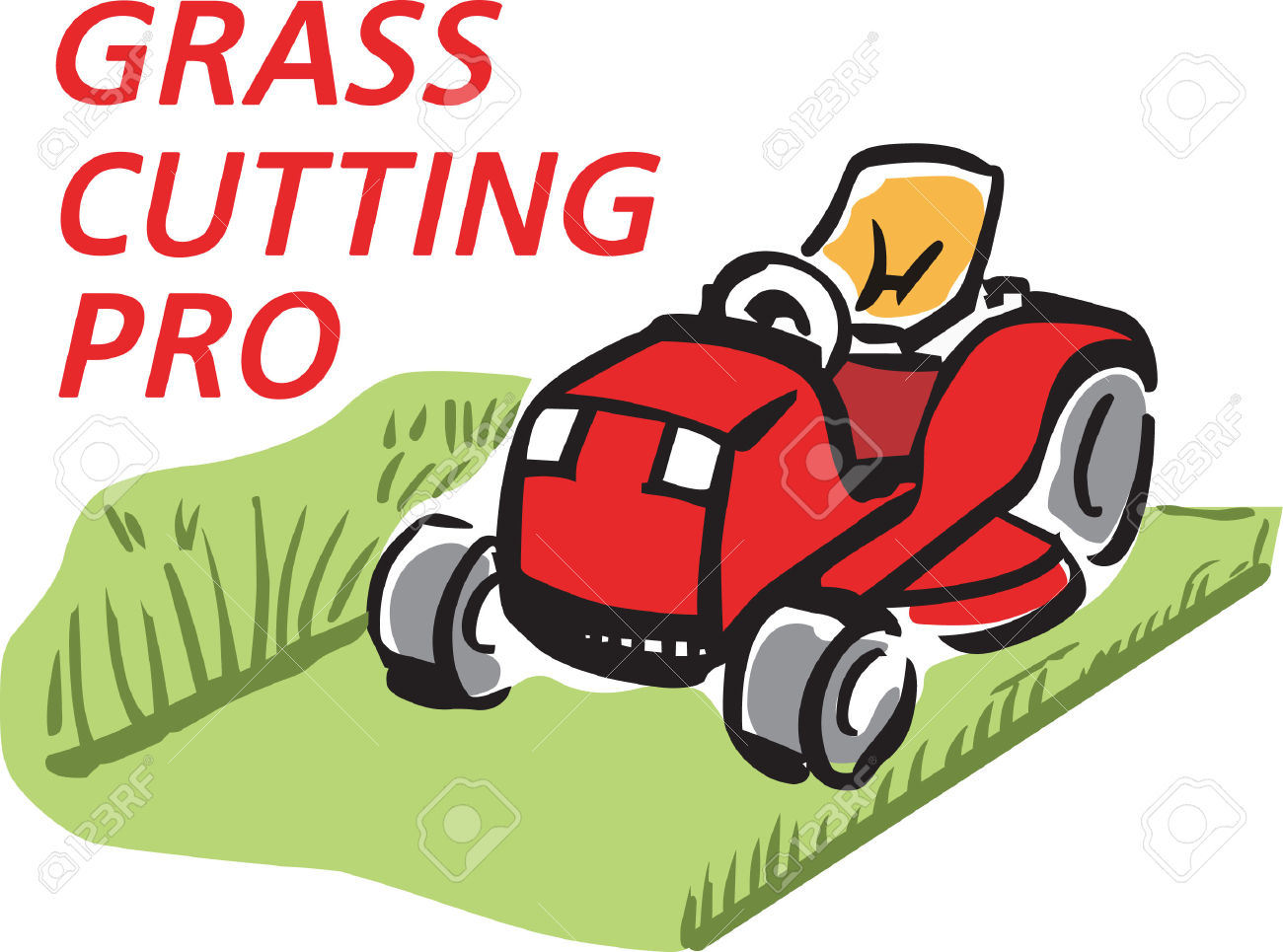 1300x965 Riding Lawn Mower Clipart, Explore Pictures