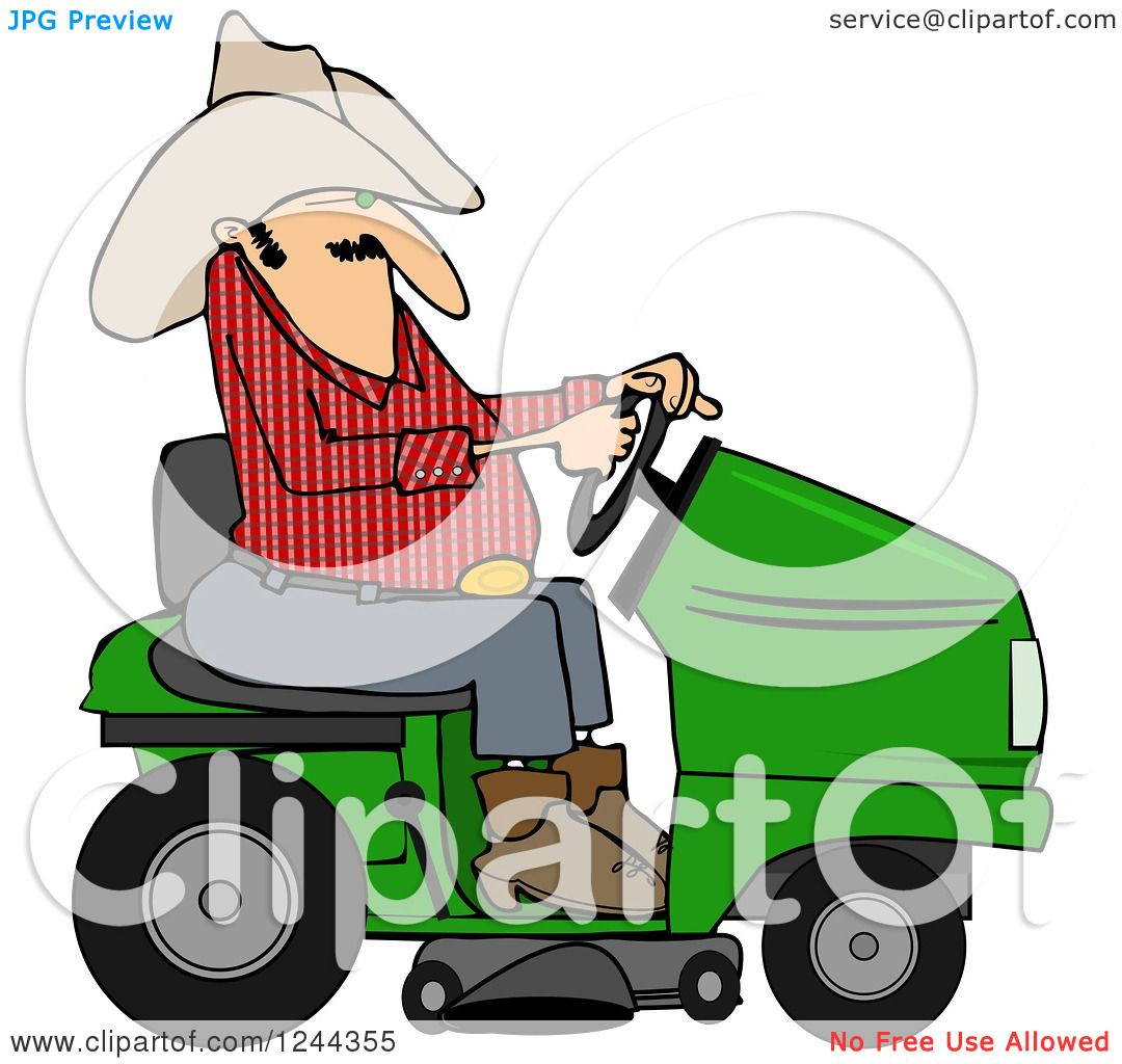 1080x1024 Royalty Free (Rf) Lawn Mower Clipart, Illustrations, Vector