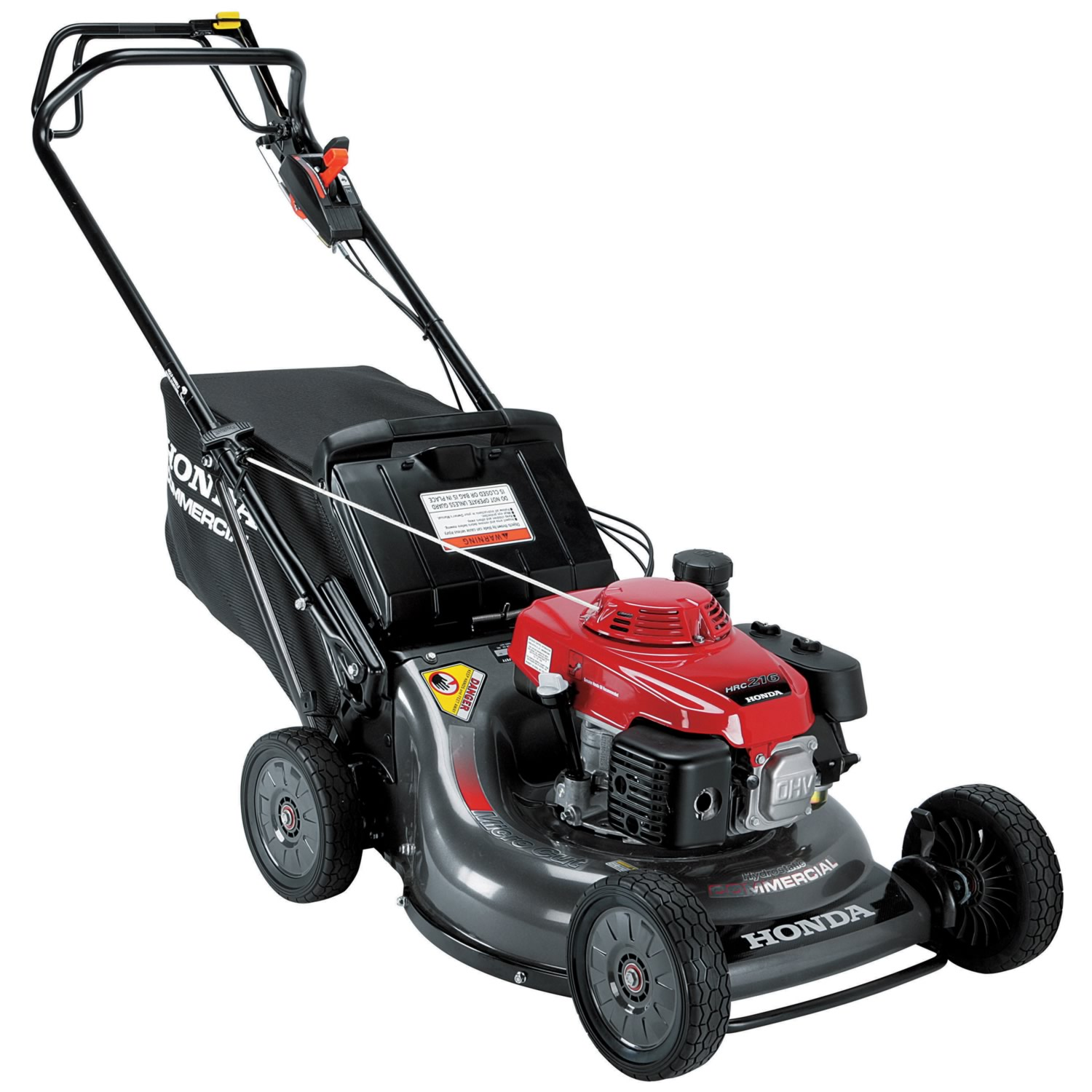 1500x1500 Honda Hrc216hxa Model Info 21 Walk Behind Commercial Mower