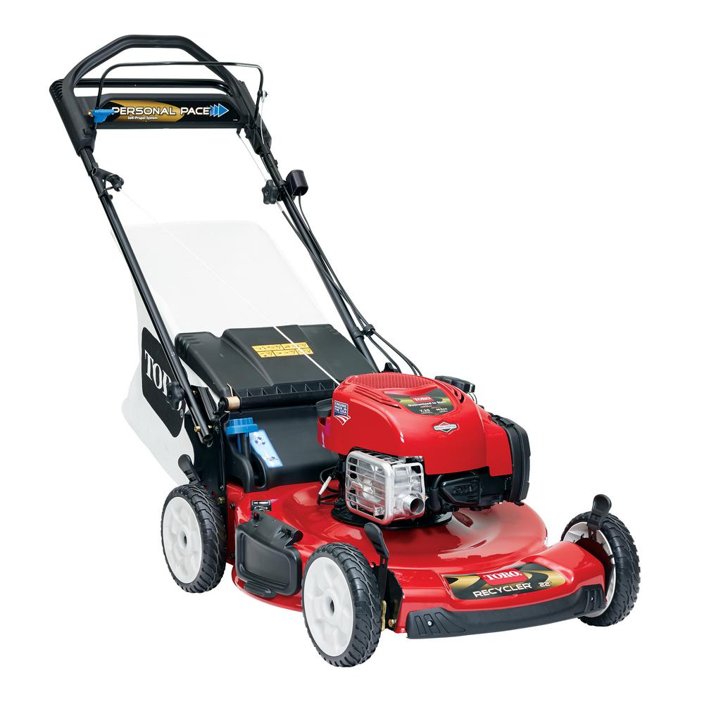 1000x1000 Toro Recycler 22 In. Personal Pace Variable Speed Gas Self