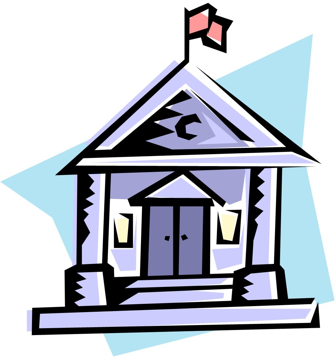 1070x1138 Courthouse Clipart