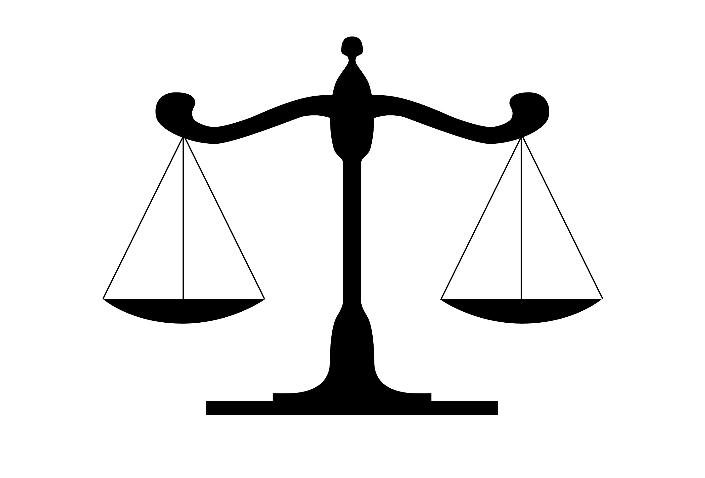 2240x1520 Lawyer Scales Of Justice Clip Art