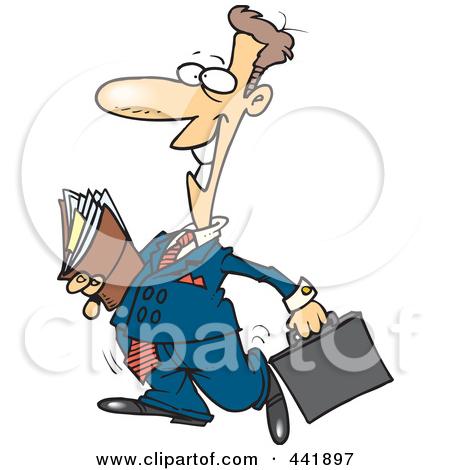 450x470 Cartoon Lawyer Clipart