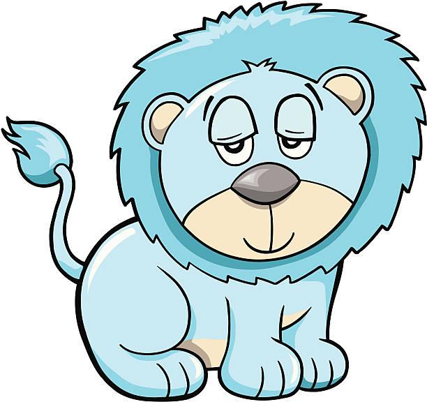 612x576 Lazy Lion Clipart