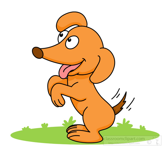 550x498 Dog Playing Clip Art Cliparts