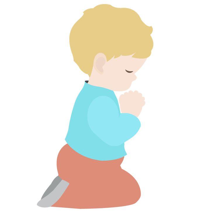 736x736 Children Praying In Church Clipart