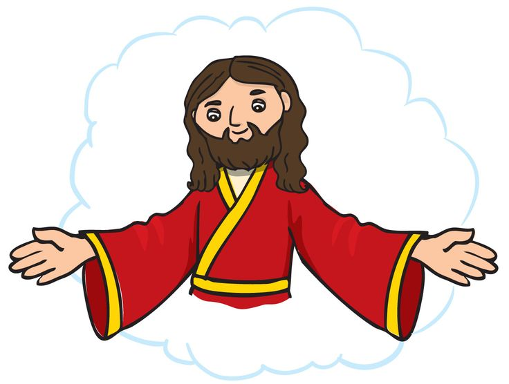Lds Clipart Jesus