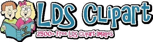 529x145 Lds Primary Clipart