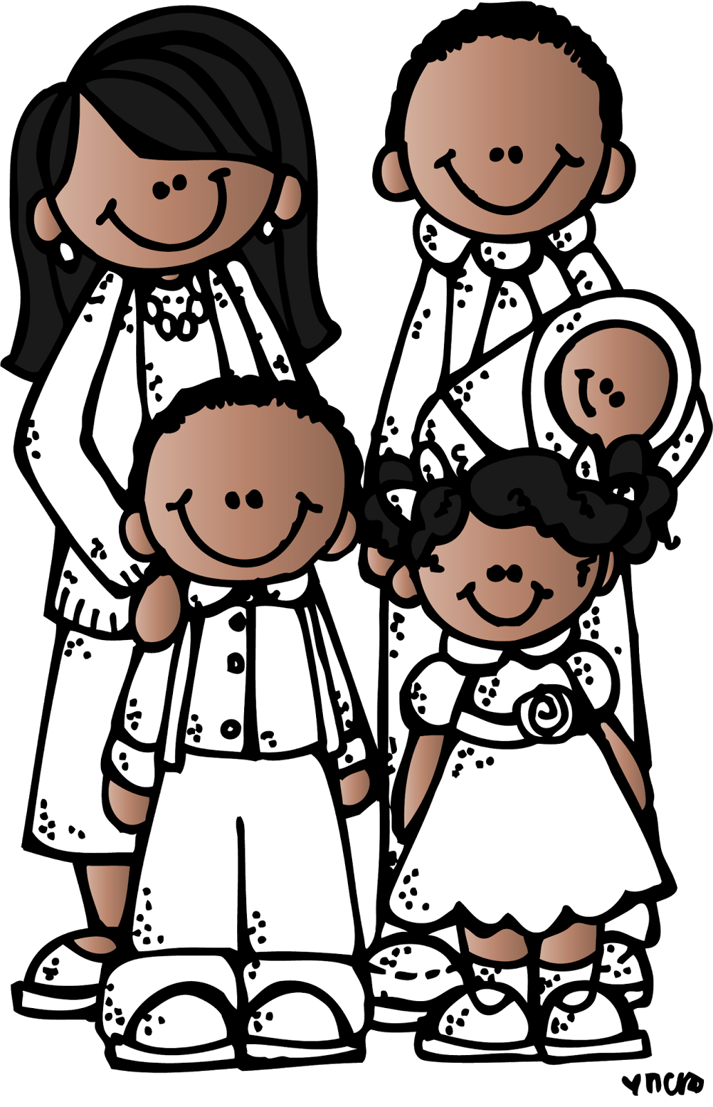 1031x1600 Lds Family Clipart