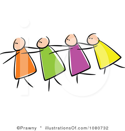 400x420 Cliff Clipart Follow The Leader  Line Leader