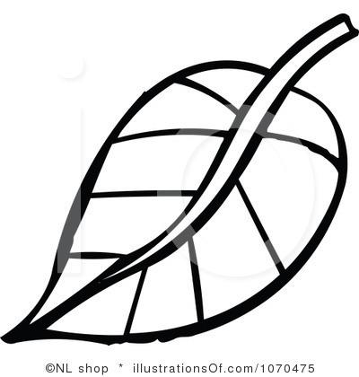 400x420 Leaf Clip Art Black And White Clipart Panda