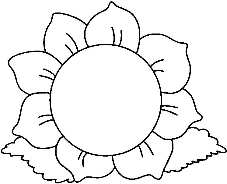 746x604 Clip Art Black And White