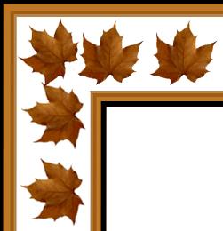 251x260 Fall Leaves Clip Art