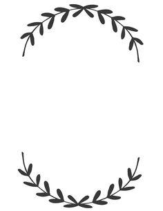 236x305 Leaf Garland Clip Art