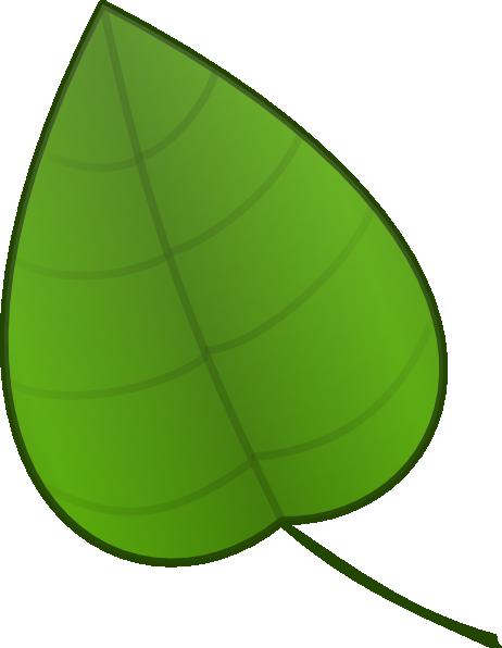 462x596 Leaf Clip Art
