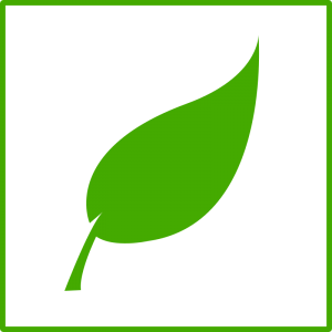 300x300 Leaf Clip Art