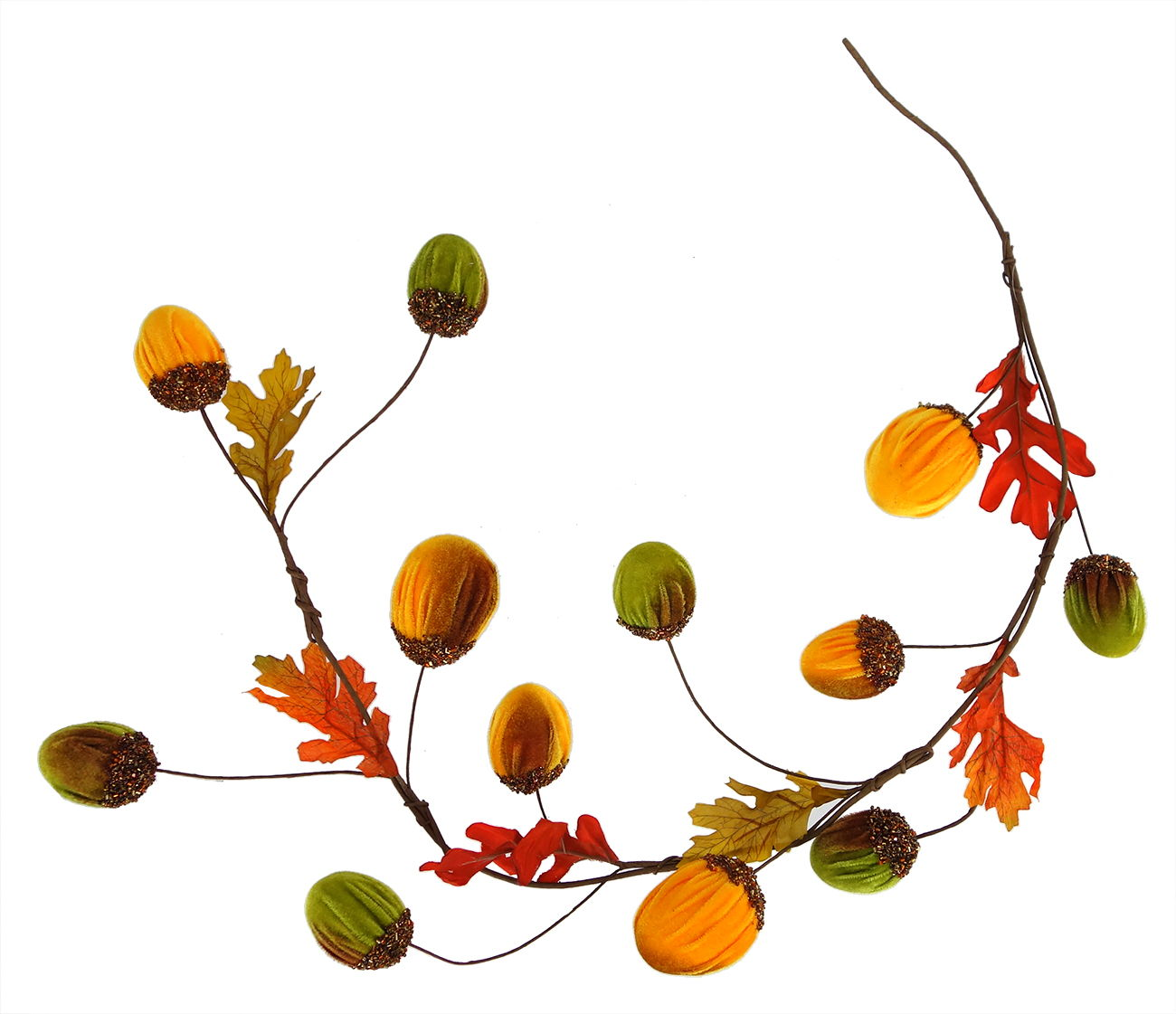 1300x1121 Thanksgiving Garlands