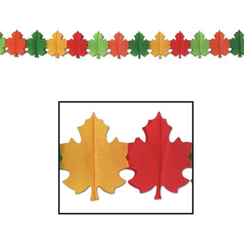 500x500 The Best Fall Leaf Garland Ideas Fall Decor