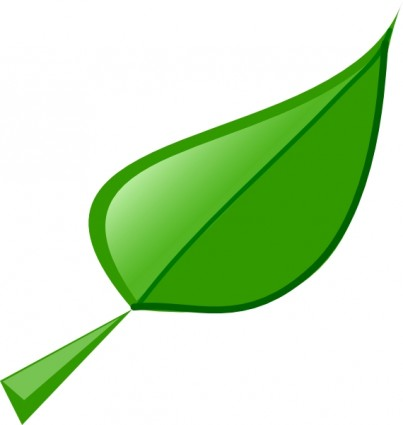 403x425 Leaf Leaves Clipart